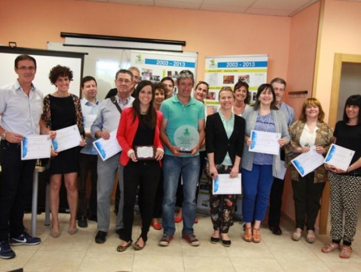 Premio en Prevención de Riesgos Laborales